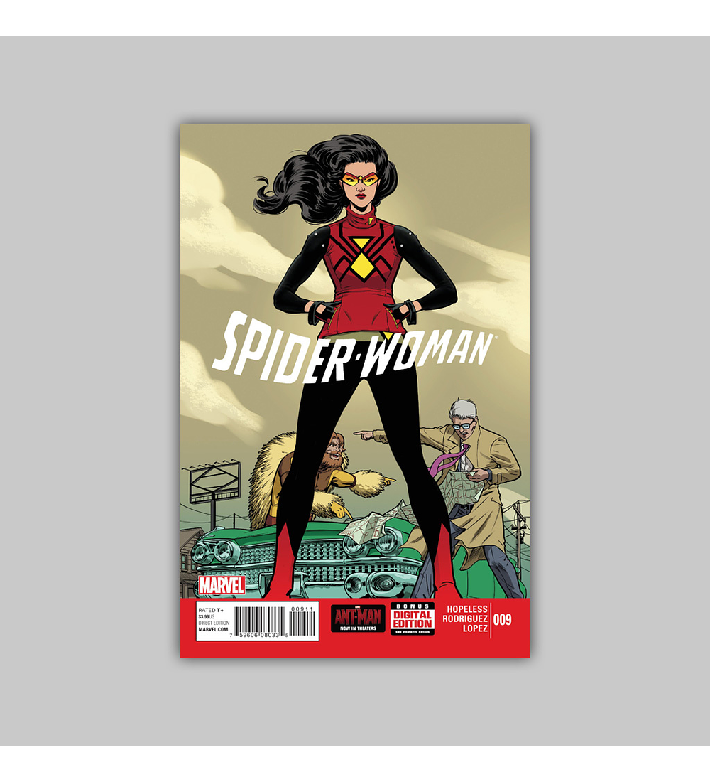 Spider-Woman (Vol. 3) 9 2015