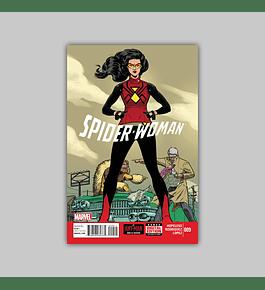 Spider-Woman (Vol. 3) 9 2015