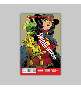 Spider-Woman (Vol. 3) 10 2015
