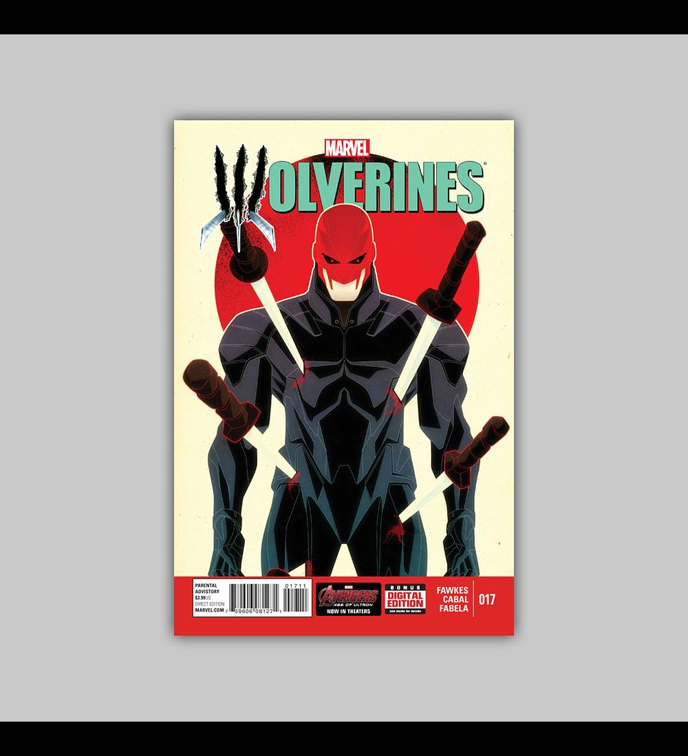 Wolverines 17 2015