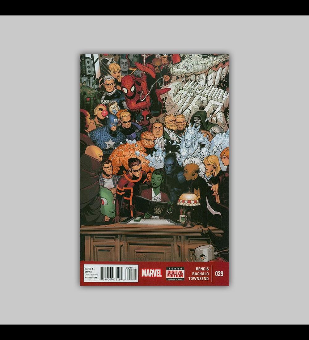 Uncanny X-Men (Vol. 3) 29 2015