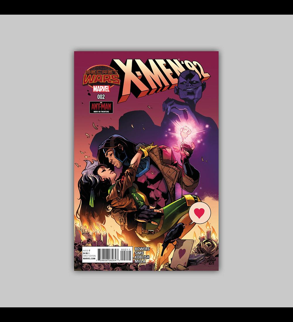 X-Men '92 2 2015