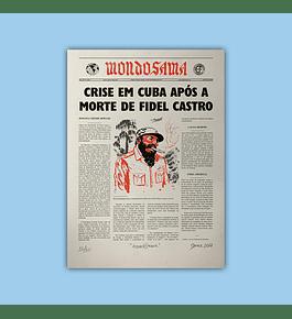 Mondo Sama: Calavera Roja
