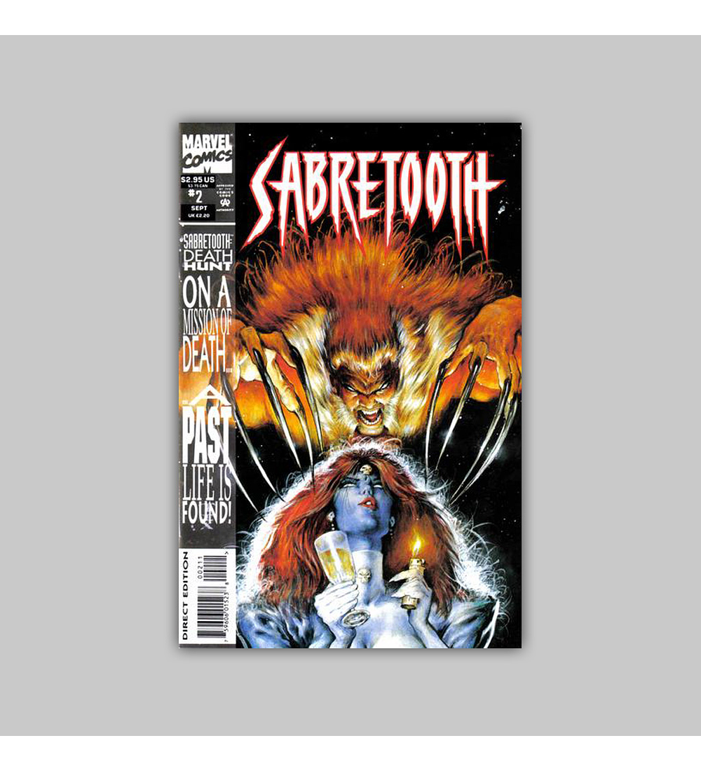 Sabretooth: Death Hunt 2 1993