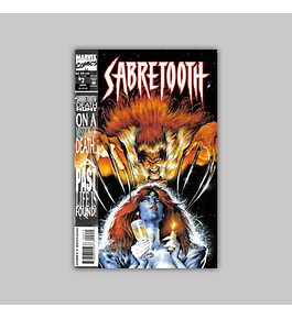 Sabretooth: Death Hunt 2 1993