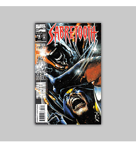 Sabretooth: Death Hunt 3 1993