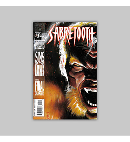 Sabretooth: Death Hunt 4 1993