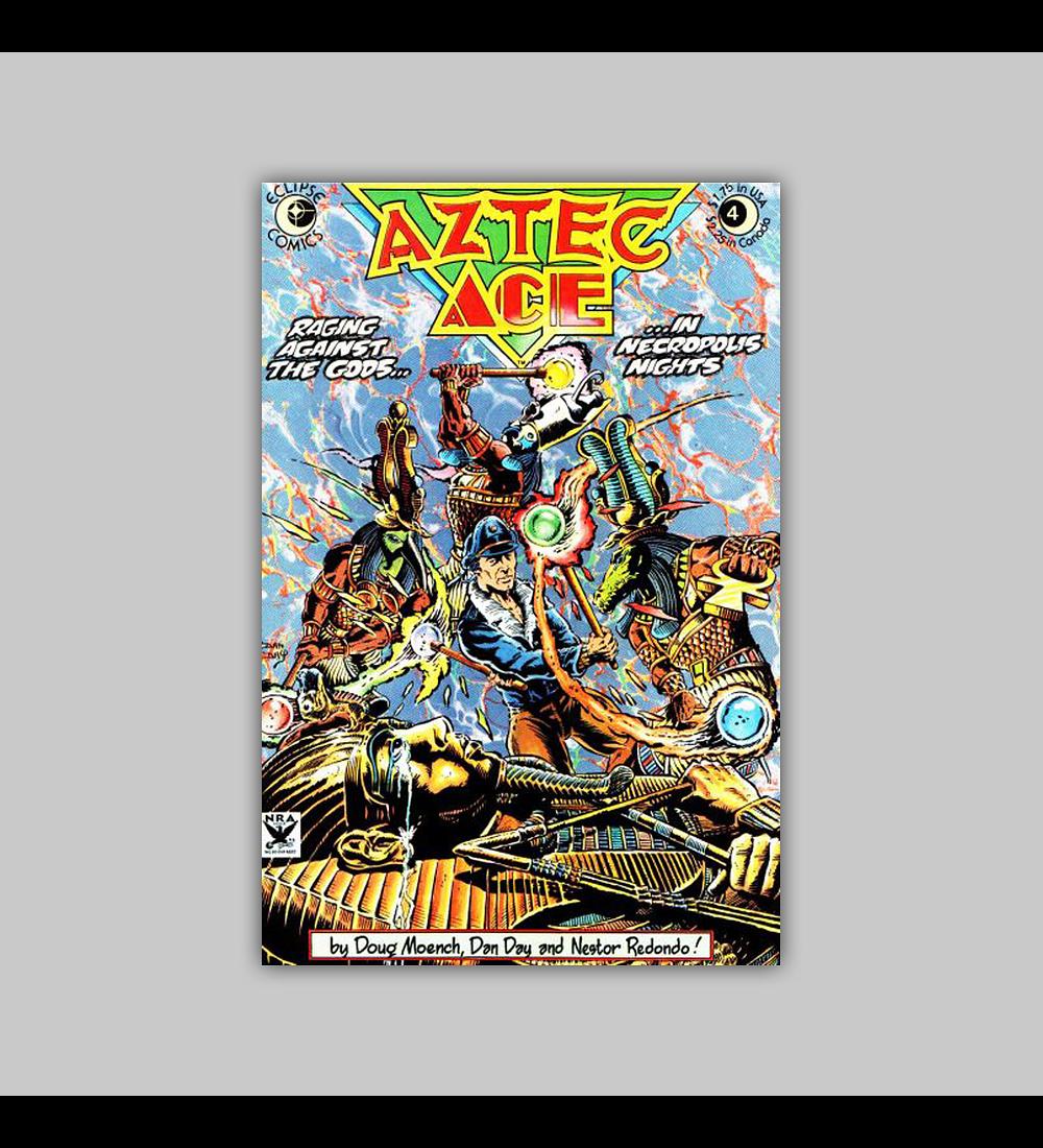 Aztec Ace 4 1984