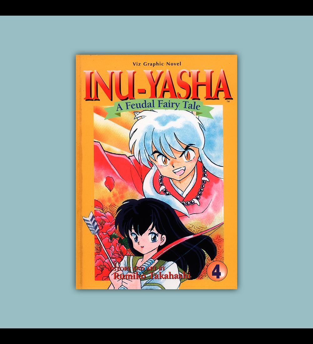 Inu-Yasha Vol. 04 1999