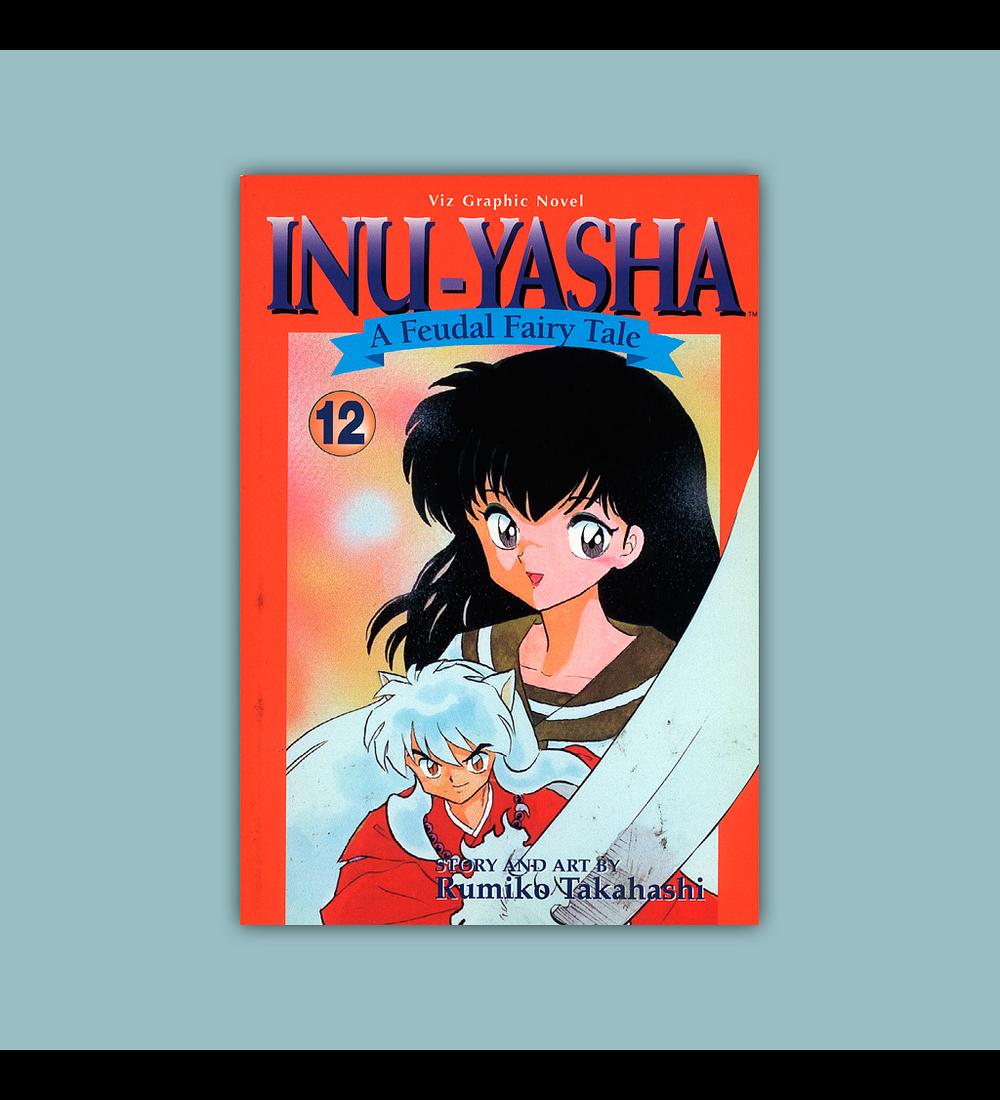 Inu-Yasha Vol. 12 2002