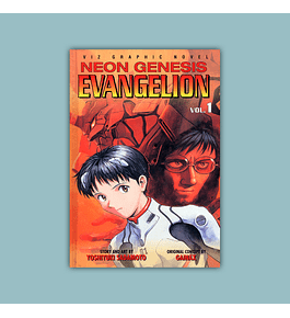 Neon Genesis Evangelion Vol. 01 1998