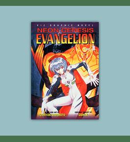 Neon Genesis Evangelion Vol. 03 1999