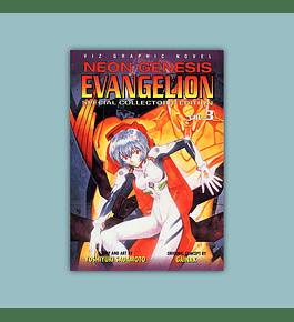 Neon Genesis Evangelion Vol. 03: Collector's Edition 1999