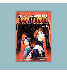 Neon Genesis Evangelion Vol. 06 Collector's Edition 2002