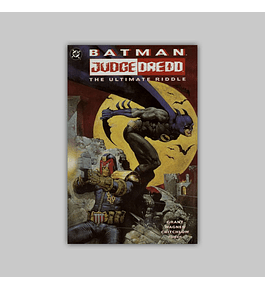 Batman/Judge Dredd: The Ultimate Riddle 1995