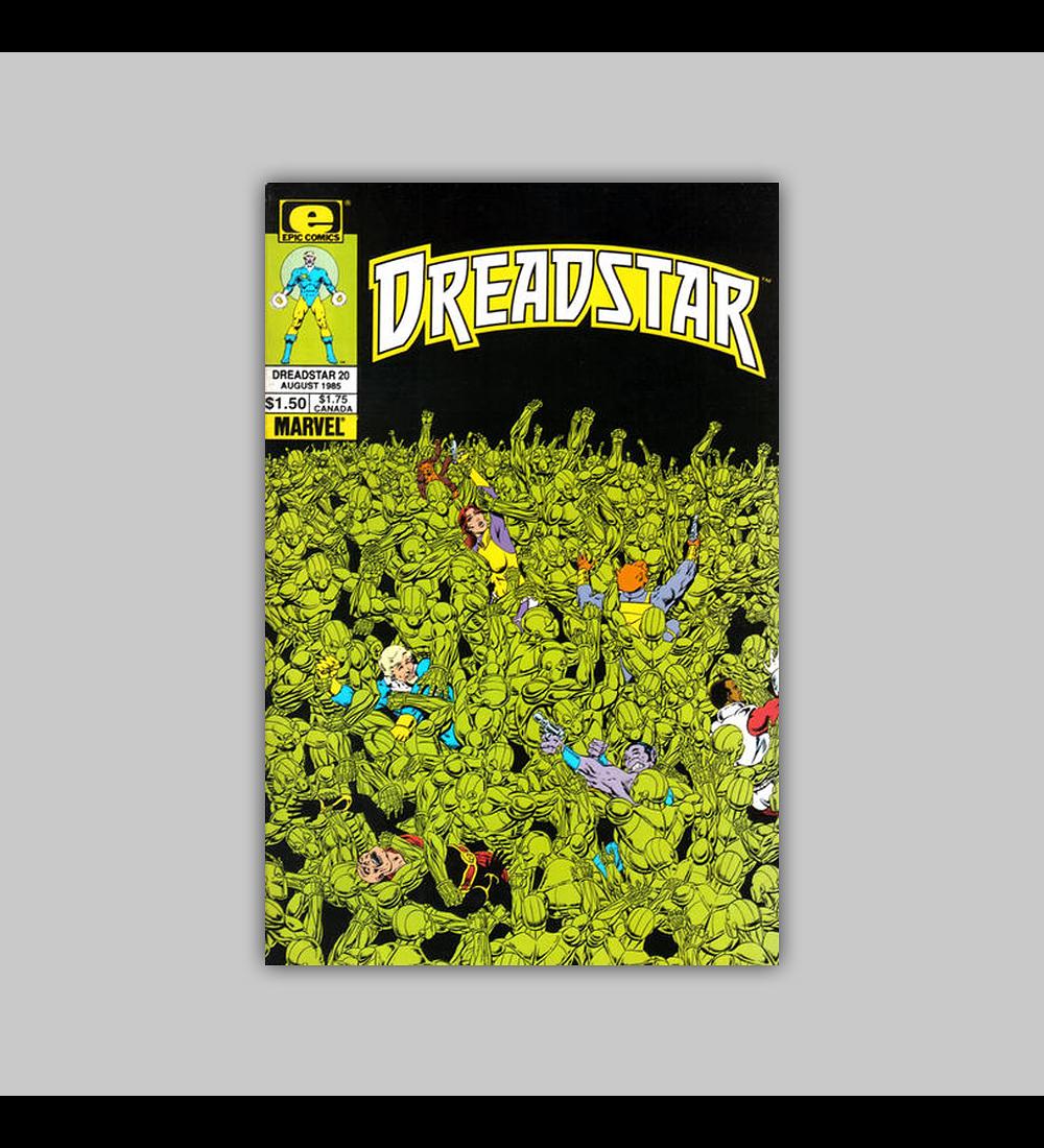 Dreadstar 20 1985
