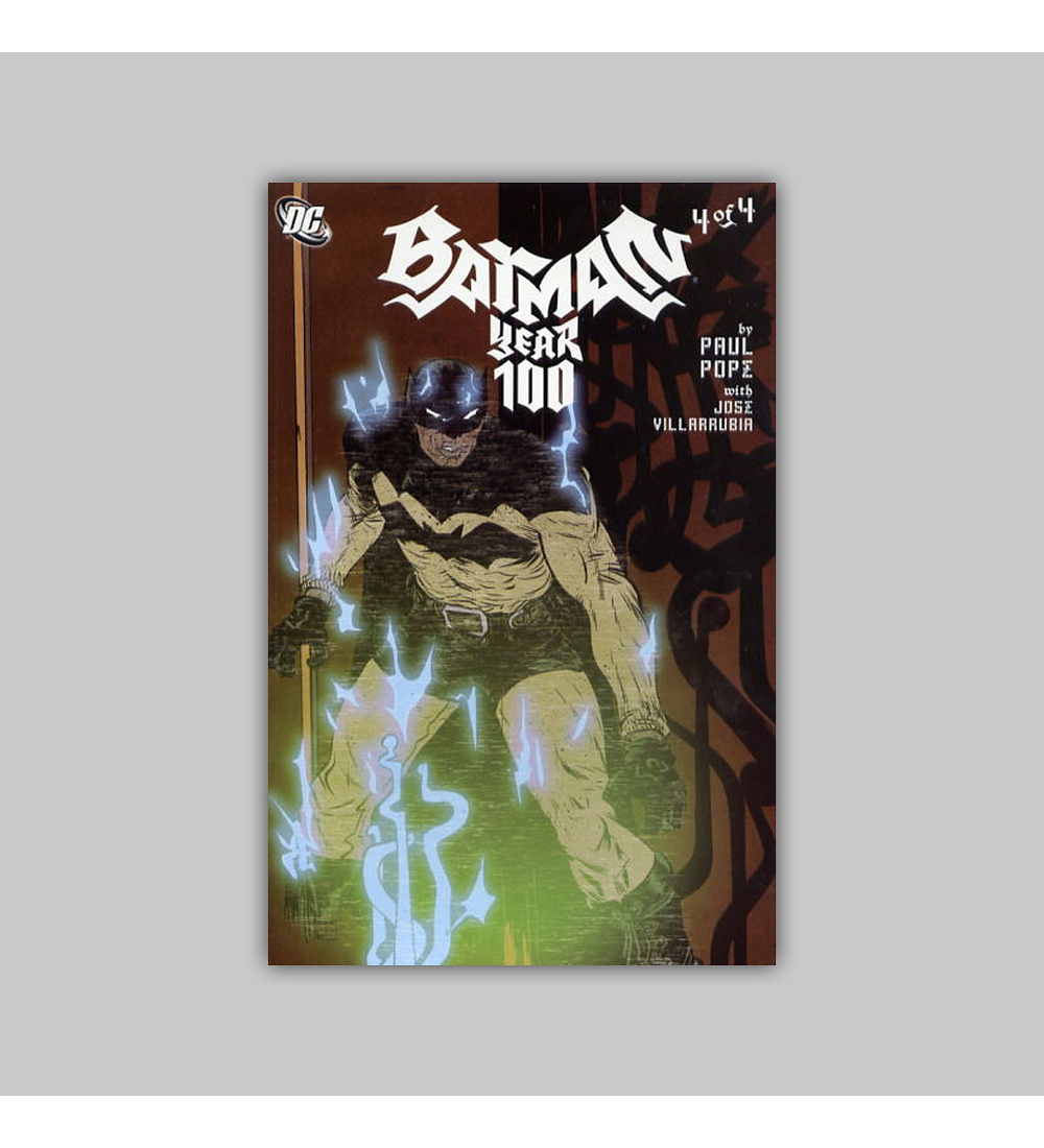 Batman: Year 100 4 2006