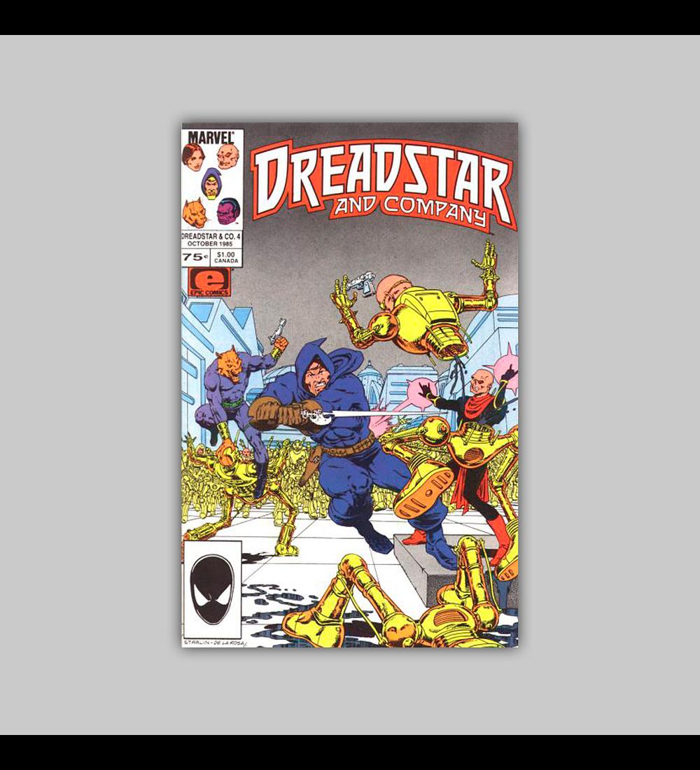 Dreadstar and Company 4 1985