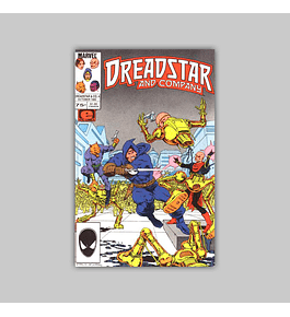 Dreadstar and Company 4 1985