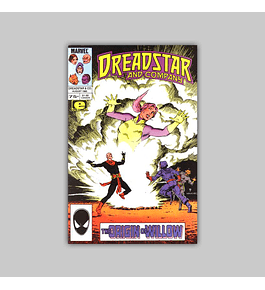 Dreadstar and Company 2 1985