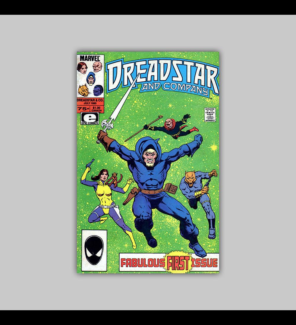 Dreadstar and Company 1 1985