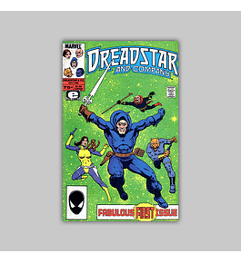 Dreadstar and Company 1 1985