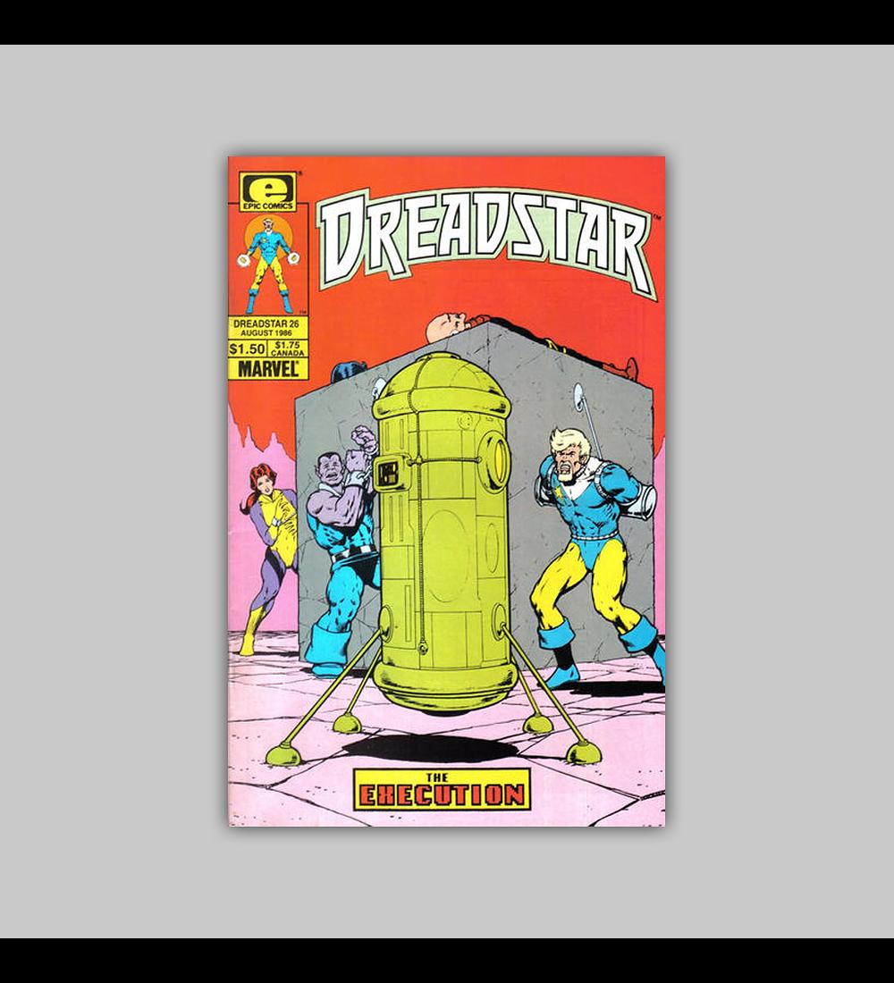 Dreadstar 26 1986