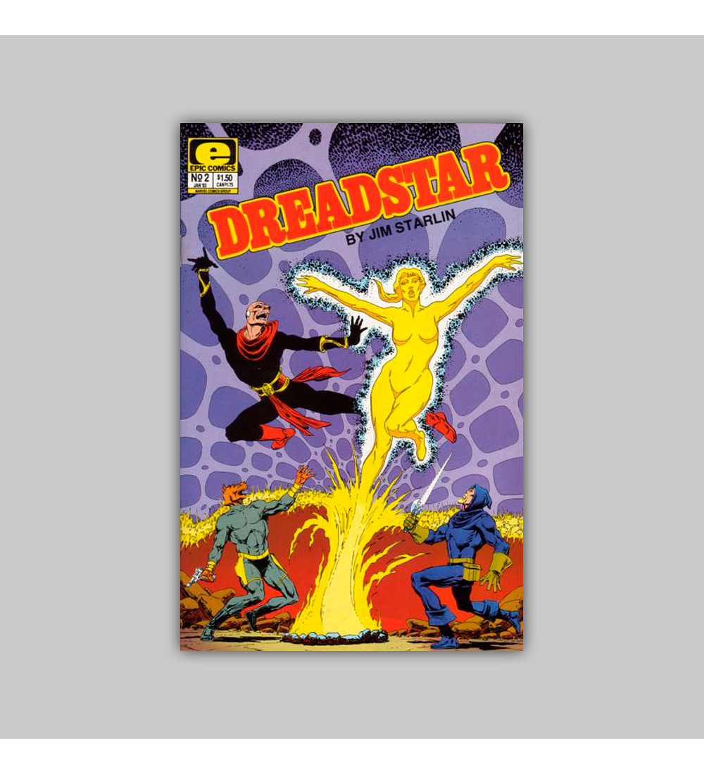 Dreadstar 2 1983