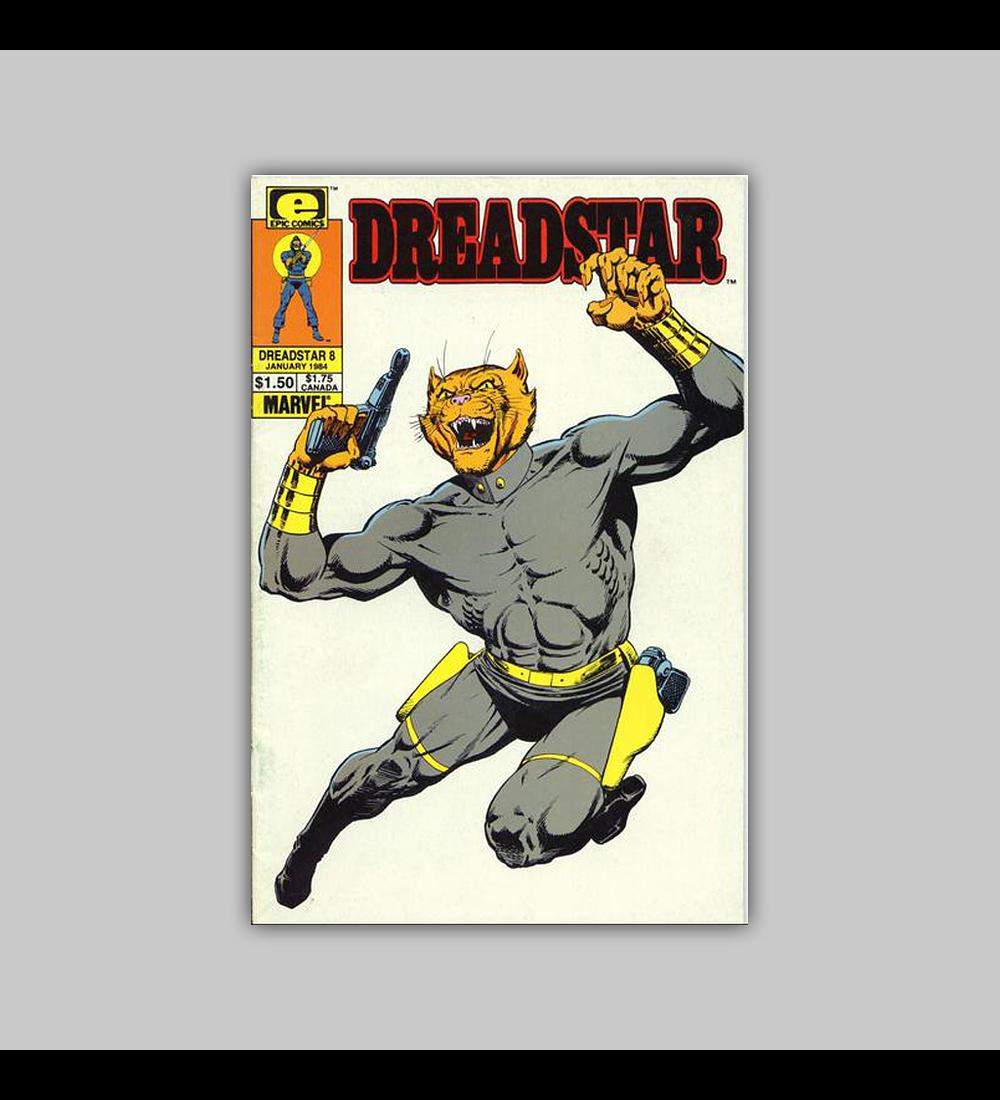 Dreadstar 8 1984