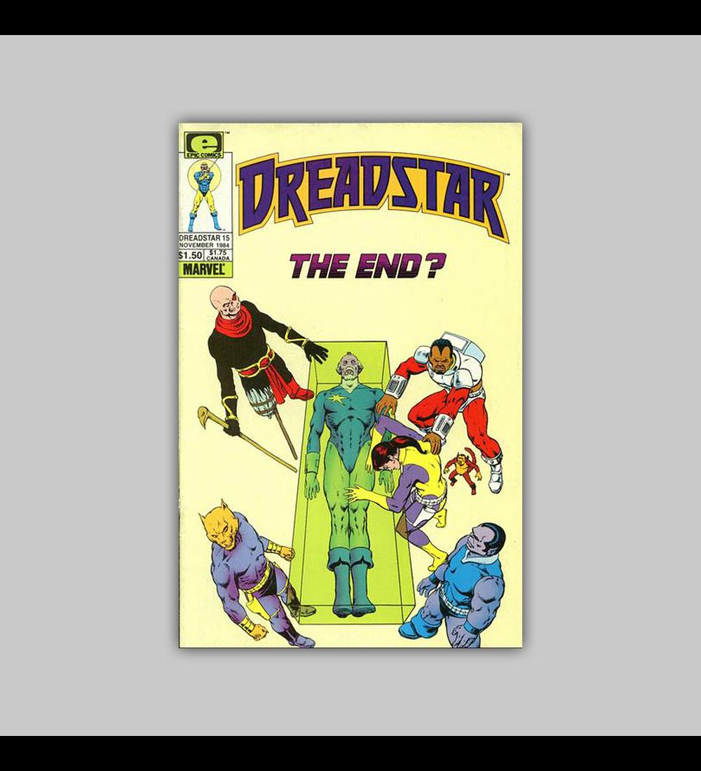 Dreadstar 15 1984