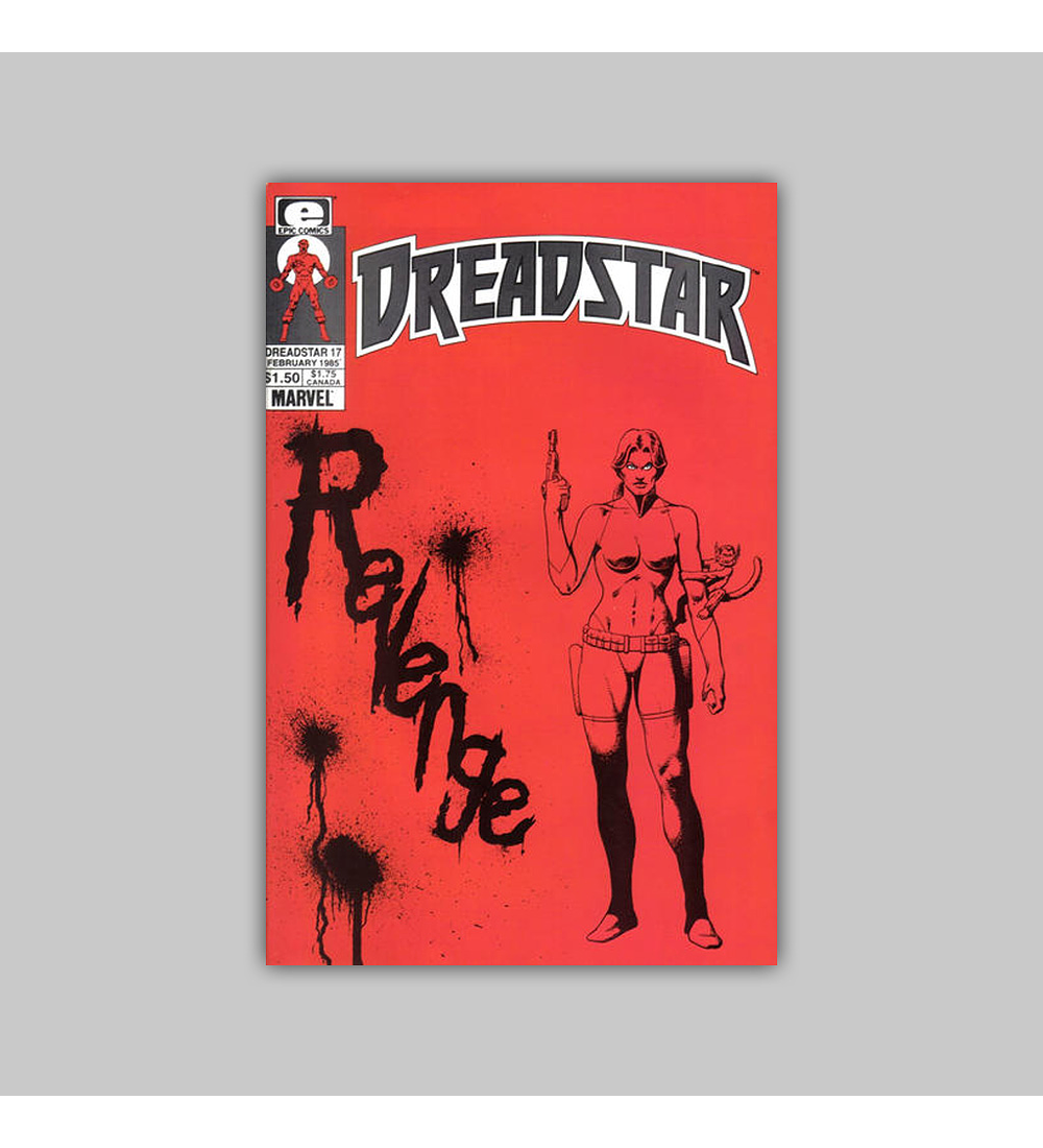 Dreadstar 17 1985