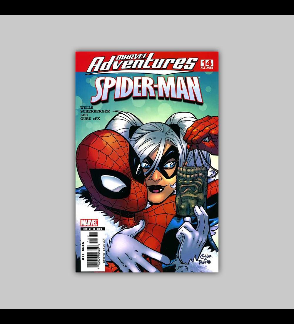 Marvel Adventures Spider-Man 14 2006