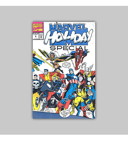 Marvel Holiday Special 1 1991