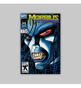 Morbius: The Living Vampire 2 1992