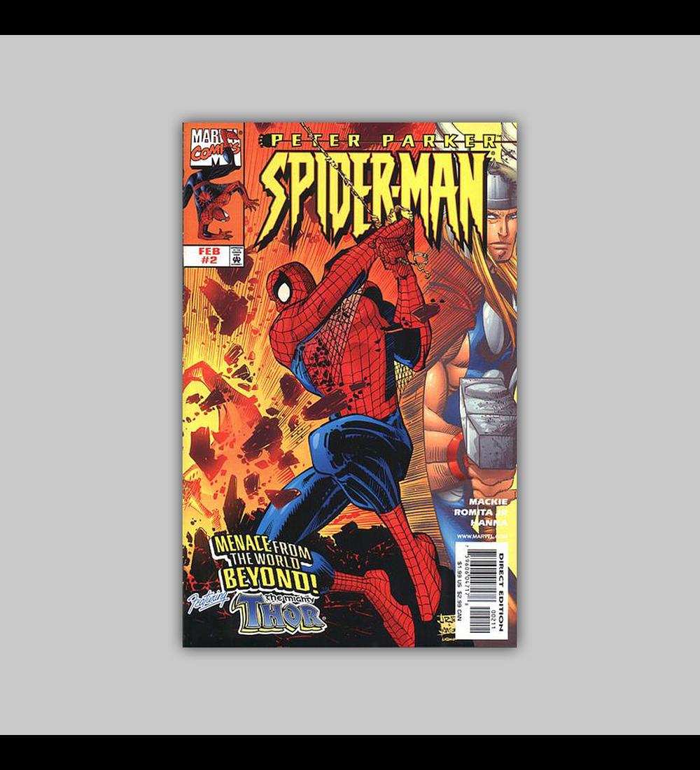 Peter Parker: Spider-Man (Vol. 2) 2 1999