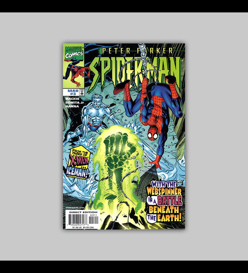 Peter Parker: Spider-Man (Vol. 2) 3 1999