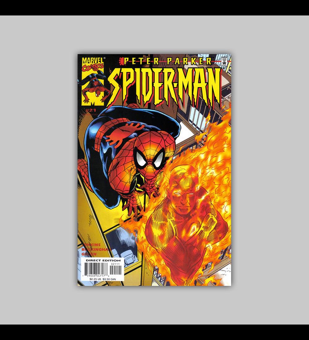Peter Parker: Spider-Man (Vol. 2) 21 2000