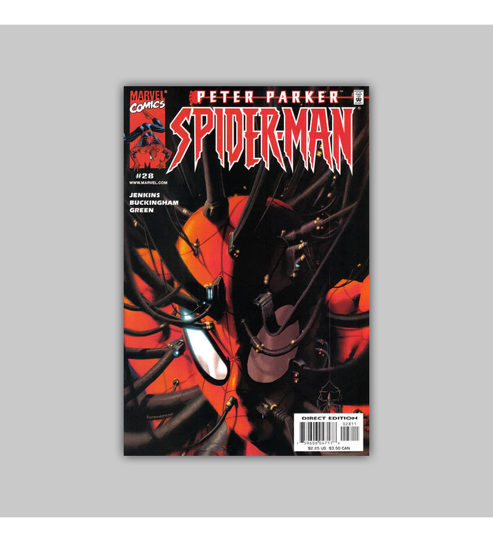 Peter Parker: Spider-Man (Vol. 2) 28 2001