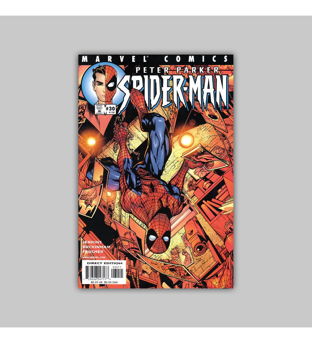 Peter Parker: Spider-Man (Vol. 2) 30 2001