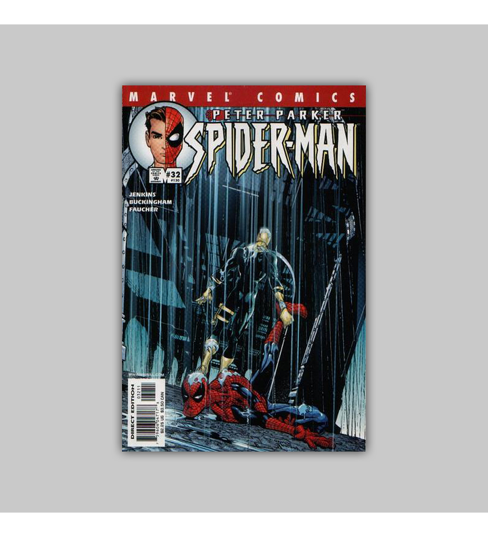 Peter Parker: Spider-Man (Vol. 2) 32 2001