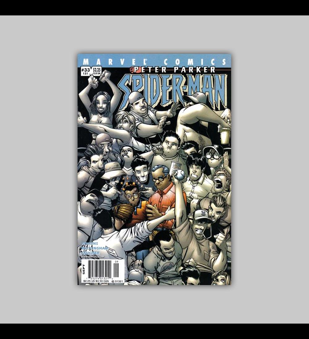 Peter Parker: Spider-Man (Vol. 2) 33 2001