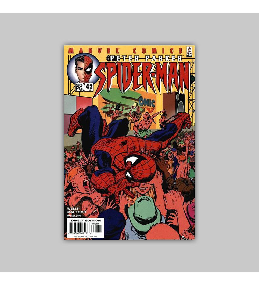 Peter Parker: Spider-Man (Vol. 2) 42 2002