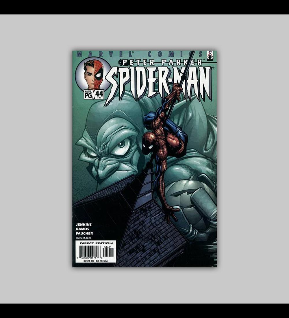 Peter Parker: Spider-Man (Vol. 2) 44 2002
