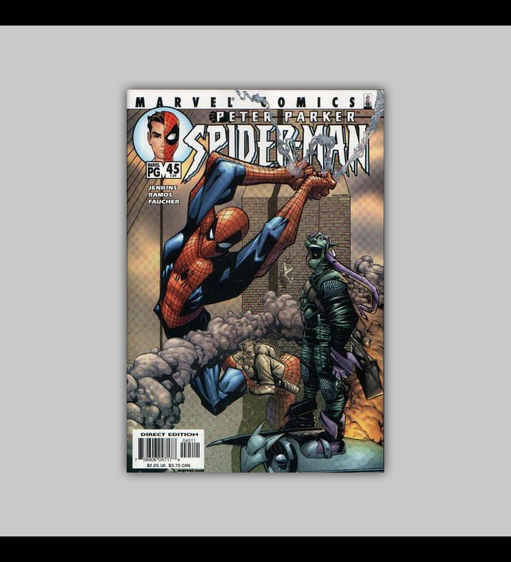 Peter Parker: Spider-Man (Vol. 2) 45 2002