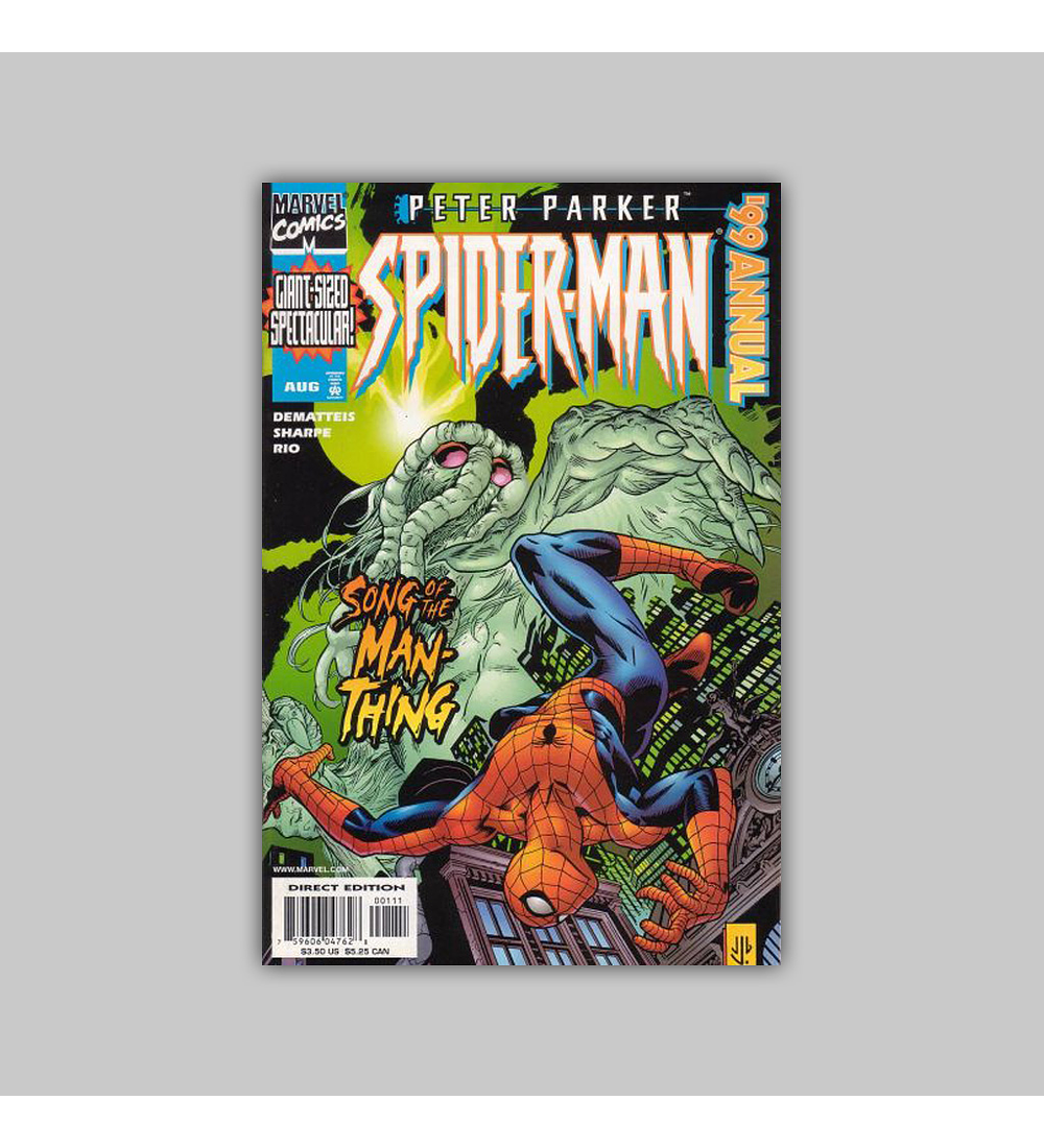 Peter Parker: Spider-Man 1999
