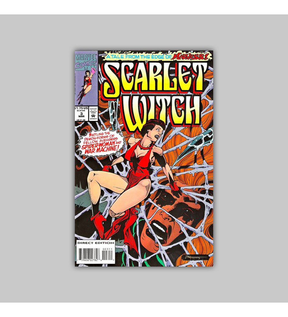 Scarlet Witch 3 1994