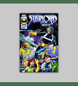 Starlord Megazine 1 1996