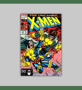 Uncanny X-Men 277 1991
