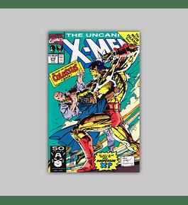 Uncanny X-Men 279 1991
