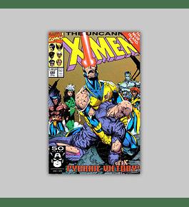 Uncanny X-Men 280 1991
